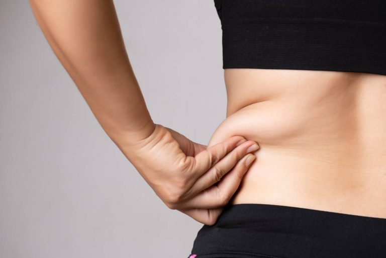 Why do I have body fat even though I exercise?