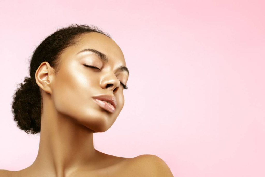 How to Combat Aging Skin without Surgery Stock Photo